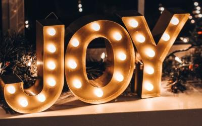 Joy is a weapon of warfare that cannot be overthrown